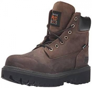 Timberland PRO Men's 6″ Waterproof Steel Toe Boot Review