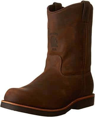 Top 10 Best Pull on Work Boots in 2019 - Complete Guide