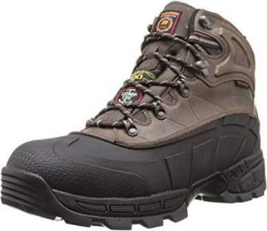 Top 10 Best Waterproof Work Boots for Men in 2019