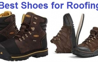 Top 15 Best Shoes for Roofing in 2019