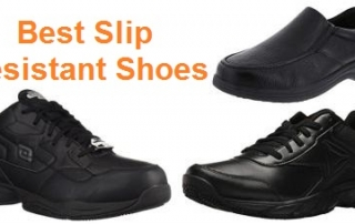 Top 15 Best Slip Resistant Shoes in 2019