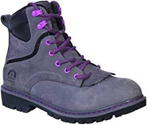 Top 15 Best Steel Toe Boots For Women in 2019