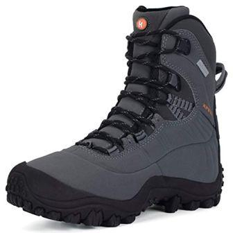 XPETI Thermador Mid High-Top Waterproof Hiking Outdoor Boot
