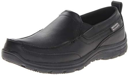 SKECHERS HOBBES WORK SHOE