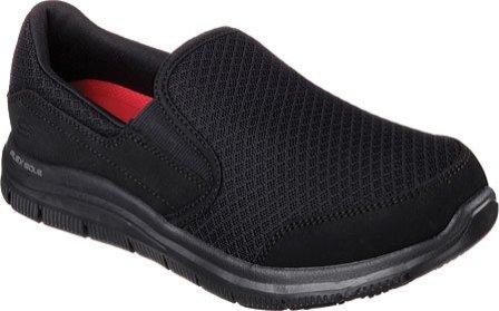 It helps you stay confident SKECHERS WOMEN S COZARD SLIP-RESISTANT WALKING  SHOE 68d09b051