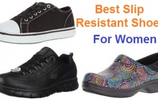 Top 15 Best Slip Resistant Shoes for Women in 2019