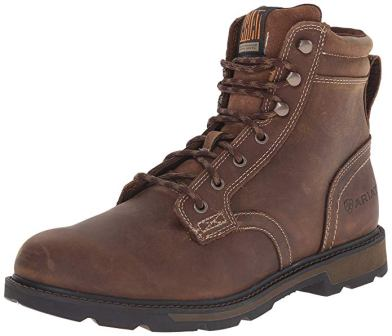 ARIAT Men's Groundbreaker 6″ Work Boot