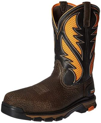 ARIAT Men's Intrepid Venttek Composite Toe Work Boot