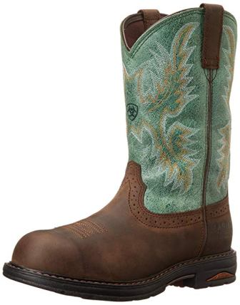 ARIAT Women's Tracey Waterproof Composite Toe Work Boot