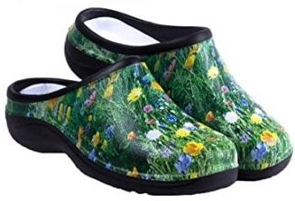 Backdoorshoes Waterproof Garden Clogs