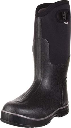 Bogs Men's Classic Waterproof Insulated Rain and Winter Snow Boot