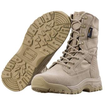 FREE SOLDIER Men's Tactical Boots 8 Lightweight Combat Boots