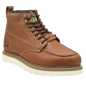 Golden Fox Steel Toe Men's Lightweight Work Boots