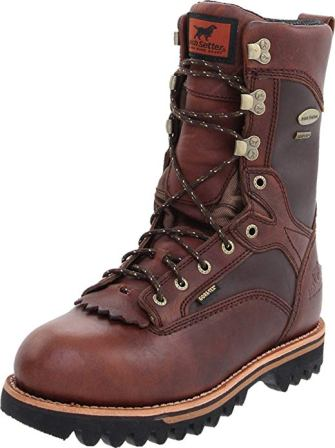 Irish Setter Men's 882 Elk Tracker Waterproof Big Game Hunting Boot