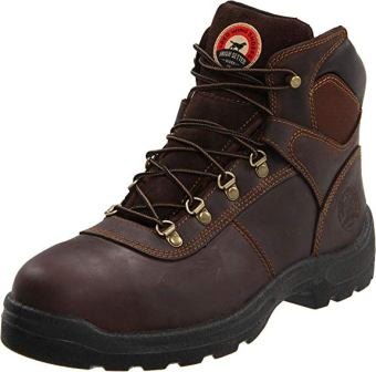 Irish Setter Men's Ely 83608 6″ Steel Toe Work Boot