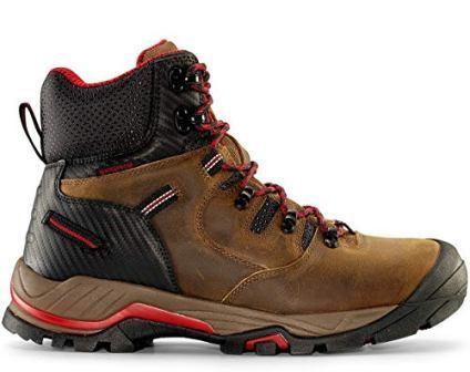 Maelstrom Zion Men's 6 Earth Brown Waterproof Work Boot