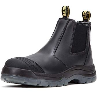 ROCKROOSTER Men's Work Boots Waterproof with