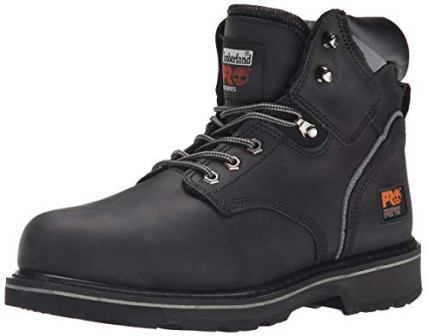 Timberland PRO Men's 6 Pit Boss Steel-Toe