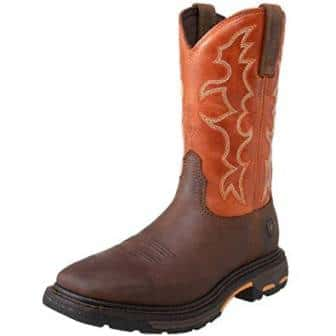 Top 15 Best Ariat Work Boots in 2019