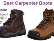 Top 15 Best Carpenter Boots in 2019