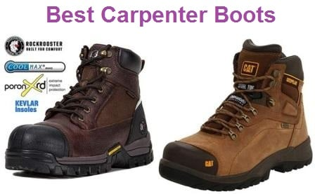 Top 15 Best Carpenter Boots in 2019