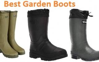 Top 15 Best Garden Boots in 2019