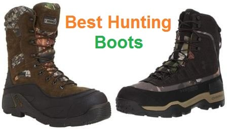Top 15 Best Hunting Boots in 2019