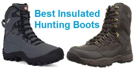 Top 15 Best Insulated Hunting Boots in 2019