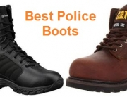 Top 15 Best Police Boots in 2019