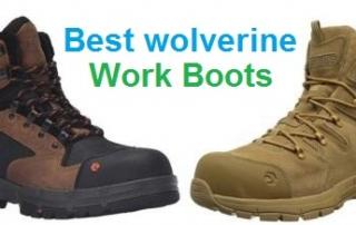 Top 15 Best wolverine work boots in 2019