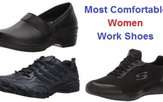 Top 15 Most Comfortable Women Work Shoes in 2019