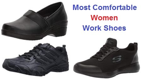 Top 15 Most Comfortable Women Work Shoes in 2020