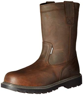 Wolverine Floorhand Waterproof Steel-Toe 10 inches