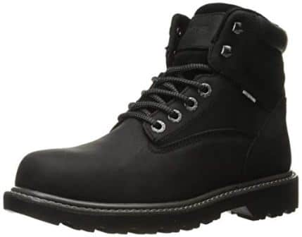 Wolverine Floorhand Waterproof Steel-Toe 6 inches Men's Work Boot