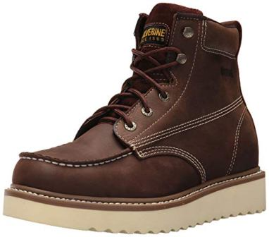 Wolverine Loader 6 Wedge Men's Boot