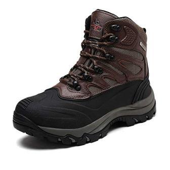 arctiv8 Men's Waterproof Winter Hiking Snow Boots