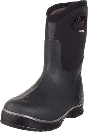Bog's Men's Classic Ultra Mid-Insulated Waterproof Winter Snow Boot