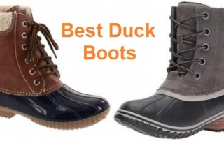 Top 15 Best Duck Boots in 2019