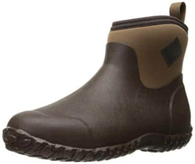 Muckster II Ankle Height Men's Rubber Garden Boots