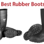 Top 15 Best Rubber Boots in 2020 - Complete Guide