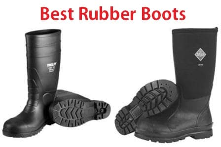 Top 15 Best Rubber Boots in 2019