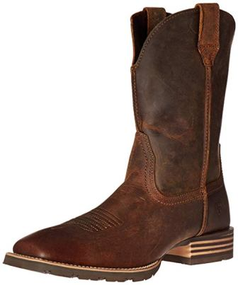 ARIAT Men's Hybrid Street Side Western Boot