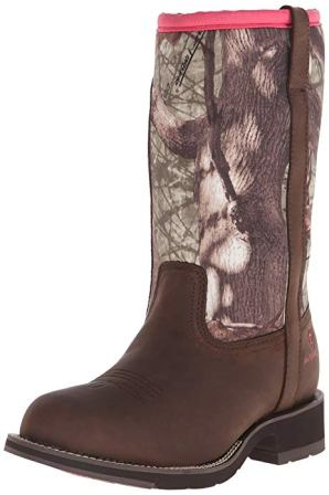 ARIAT Women's Fatbaby Western Boots