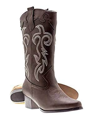 Canyon Trails Women's Rodeo Cowboy Boots