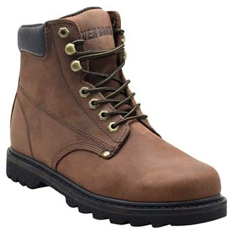 Ever Boots Tank Men's Work Boots