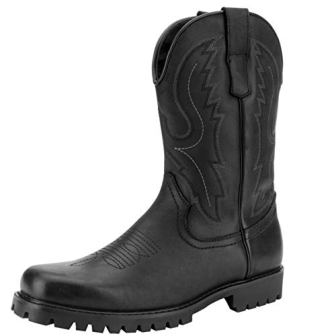 J's.o.l.e Men's Square Toe Western Work Cowboy Boot