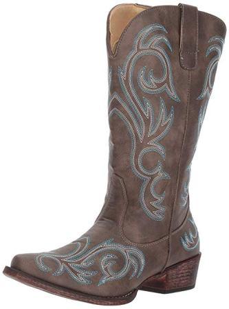 ROPER Women's Riley Western Boots