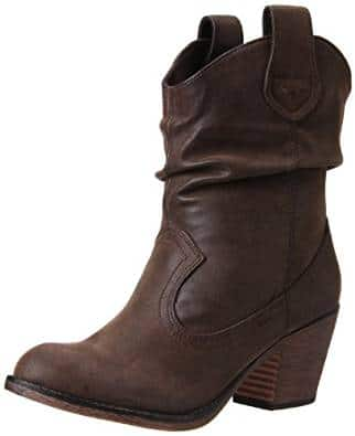 Rocket Dog Women's Sheriff Saloon Western Boots