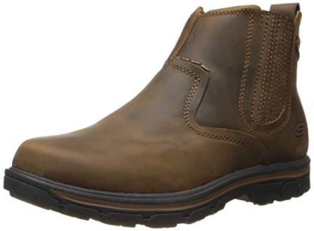 Skechers Men's Relaxed Fit Segment – Dorton Boot