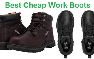 Top 15 Best Cheap Work Boots in 2019
